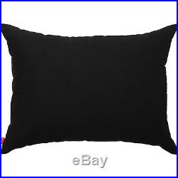 SUPREME Overfiend Pillow Black box logo camp cap tnf toshio maeda F/W 15
