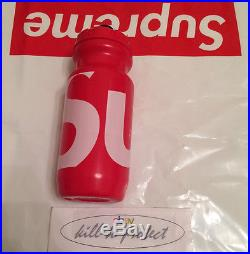SUPREME SPORTS WATER BOTTLE Specialized Box Logo 2015 S/S Limited Release