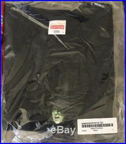 SUPREME UNDERCOVER WITCH TEE RARE NEW BLACK SS15 box logo T-SHIRT