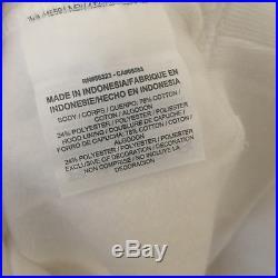SUPREME X NIKE AIR JORDAN Hoodie Sweatshirt Pullover M Box Logo Bogo kaws NEW