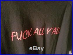 SUPREME box logo PREDATOR SHIRT OG 2008 BOX BLACK RAP Tee shirt sx XL Preowned $