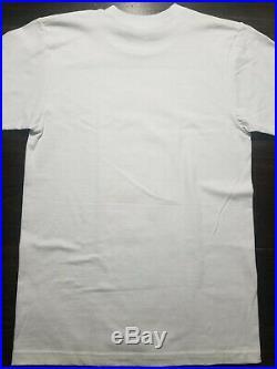 Small White Supreme Blank T Shirt Box Logo 2017 American Apparel Kmart Deadstock
