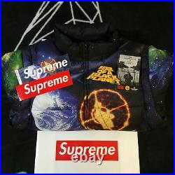 Ss18 Supreme Undercover Public Enemy Puffy Jacket (large) Undercover Box Logo