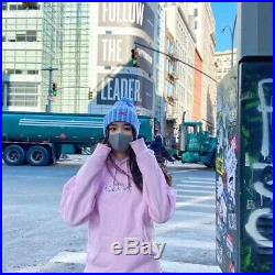 Suprem Bandana Box Logo Hooded Size M Color Pink