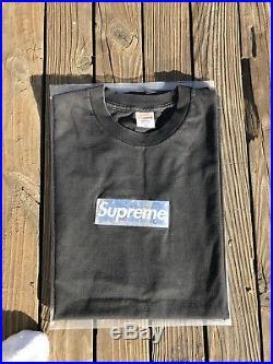 Supreme 06 Holographic Box Logo Tee T-shirt Cotton Short Sleeve