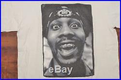 Supreme 2005 RZA TEE White Medium M T-Shirt Box Logo Raekwon Dipset Tyson CDG