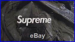 Supreme 2016F/W Box Logo Hoodie Black Size M, L 1000% Authentic