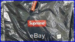 Supreme 2016F/W Box Logo Hoodie Navy Size L 1000% Authentic