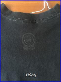 Supreme 20th Anniversary Box Logo Tee Black Medium 100% AUTHENTIC