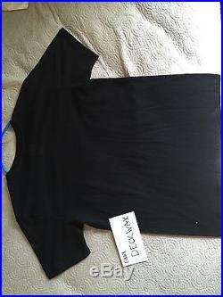 Supreme 20th Anniversary Box Logo Tee T Shirt Black Medium Brand New WithOut Tags