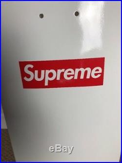 Supreme 20th Anniversary Deck Brand New Box Logo White