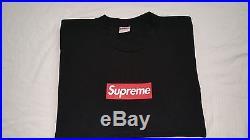 Supreme 20th anniversary box logo tee