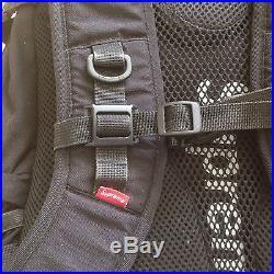 Supreme 28th Backpack Guide 28 Ss 11 Black Bag Box Logo Cordura Vintage Leopard