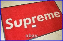 Supreme 3 x 5 Rug Mat CDG TNF Box Logo S Tool Lighter DB Ss Fw Tee Hat 95 Store