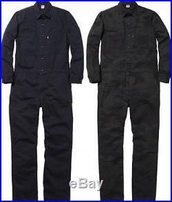 Supreme Adam Kimmel Jumpsuit 2012 Camo BDU Work Box Logo Pants Denim LV CDG TNF