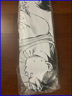 Supreme Akira Syringe Skateboard Deck Artist Box Logo Fw17 Japan Anime