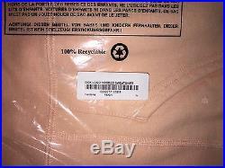 Supreme BOX LOGO Hooded Sweatshirt PEACH FW 16 SIZE LARGE WITH RECEIPT