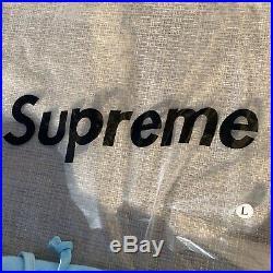 Supreme Bandana Box Logo Hoodie (Size Large) (Brand New)(No Returns)