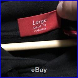 Supreme Black Tonal Box Logo Hoodie size L