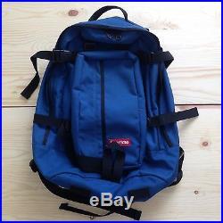 Supreme Blue S/s 2012 Omega 32 Backpack Woodland Military Bag Box Logo Cordura