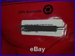 Supreme Bogo Red Hoodie Large New box logo FW17