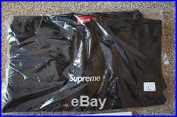 Supreme Box Logo BOGO Black Size Large Crewneck