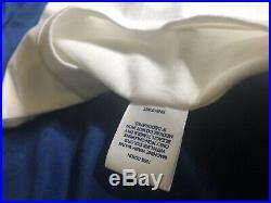 Supreme Box Logo Bandana T-Shirt Royal Blue F/W19 Size Large