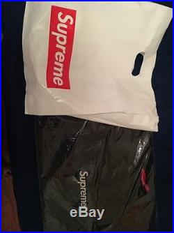Supreme Box Logo Crewneck Black Size Large F/W 2015 Bogo Sweater Sweatshirt New