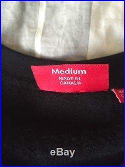 Supreme Box Logo Crewneck Black size MEDIUM Authentic