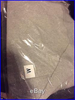 Supreme Box Logo Crewneck F/W 2015 Grey Size Medium in Hand
