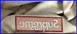 Supreme Box Logo Duck Camo hoodie FW12 Large