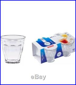 Supreme Box Logo Duralex Glass Cups x4 SS17 Hysteric Glamour Sake Set SS17A6