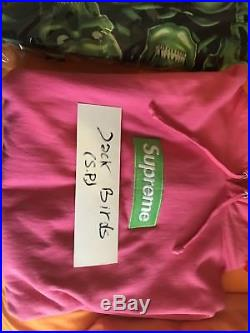 Supreme Box Logo FW17 Size M BOGO