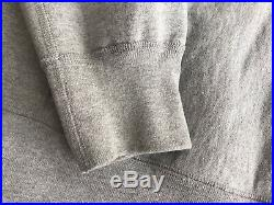 Supreme Box Logo Hooded Sweatshirt Grey FW16 Size Medium 100% Authentic