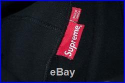Supreme Box Logo Hoodie Black Medium FW13