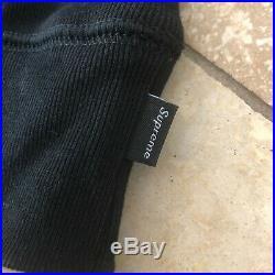Supreme Box Logo Hoodie Black Size Large Black Friday Sale