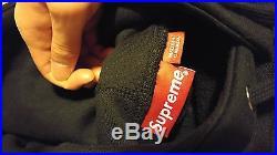 Supreme Box Logo Hoodie Black Size M
