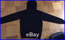 Supreme Box Logo Hoodie Black Size Small