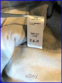 Supreme Box Logo Hoodie Grey (Bogo) Medium