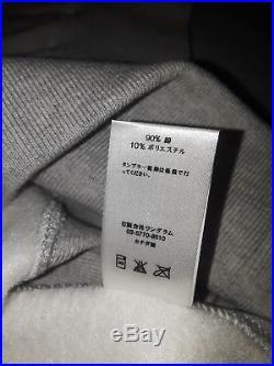 Supreme Box Logo Hoodie Grey Large