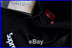 Supreme Box Logo Hoodie L CDG Undercover Antihero Hands Le Bain Kaws Arabic Camo