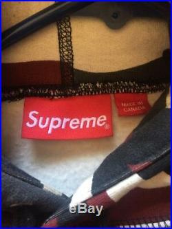 Supreme Box Logo Hoodie Size XL