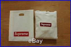 Supreme Box Logo Hoodie White