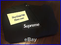 Supreme Box Logo Hoody Pullover Sweatshirt Black Large 100% Authentic F/W 2012