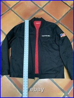 Supreme Box Logo Independent Work Jacket XL Rare Vintage Menswear