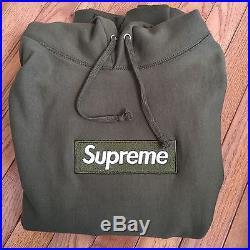 Supreme Box Logo Large