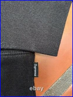 Supreme Box Logo Large Black Raymond Pettibon Hoodie Kith Rare Streetwear