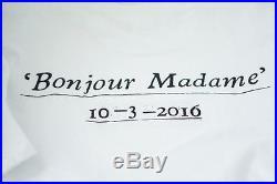 Supreme Box Logo Paris Bonjour Madame Bogo SIZE M