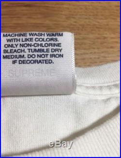 Supreme Box Logo-T Shirt Size XL x-large white