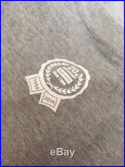 Supreme Box Logo t shirt tee 20th Anniversary Medium VERY RARE